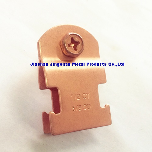 Copper Tube Clamp,Channel strut clamp