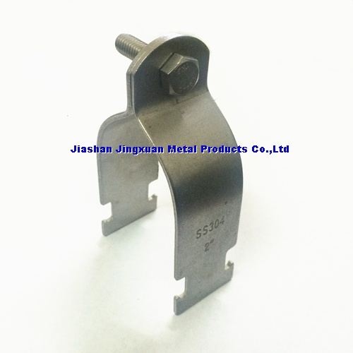 Stainless Steel 304 Rigid Strut Clamp,Channel Clamp